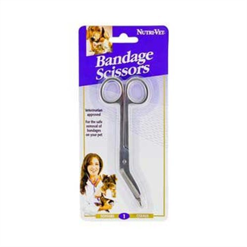 Nutri-Vet Bandage Scissors 50662-2