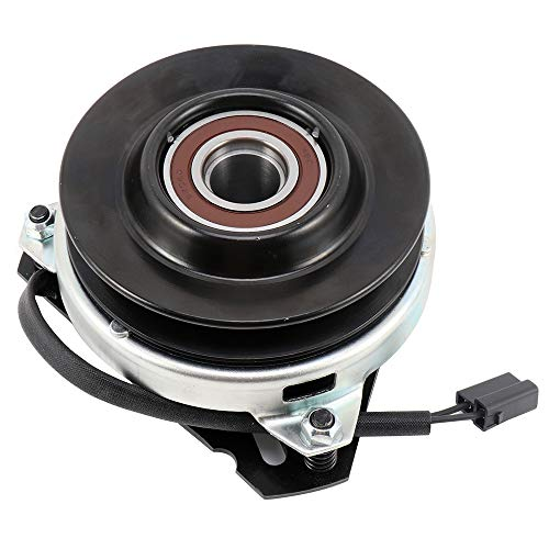 SCITOO New Electric Lawnmower, PTO Clutch Fit for Bolens/Cub Cadet/MTD/Oregon/Prime/Rotary/Sears Craftsman/Snapper/Stens/Troy Bilt/White Outdoor 717-1708