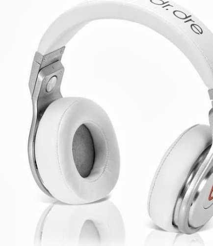 Blanco WEWOM 2 Almohadillas de Repuesto para Cascos Beat s Pro White /& Detox