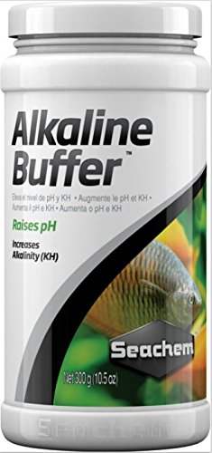 Alkaline Buffer, 300 g / 10.5 oz Seachem Acid Buffer