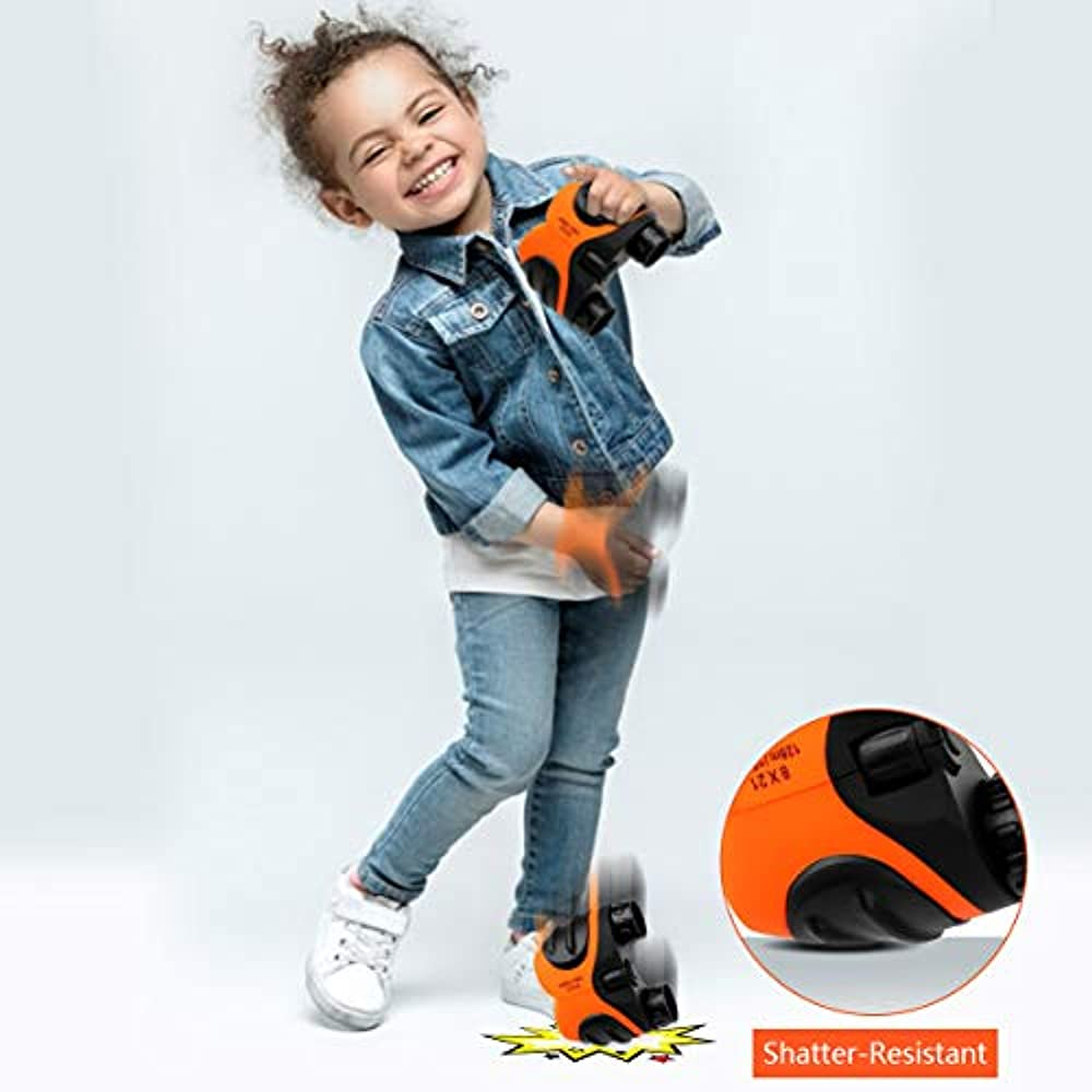 Binoculars For Kids, Outdoor Toys 4-8 Year Old Boys ...