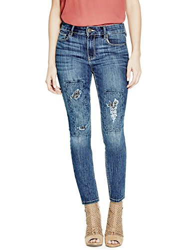 GUESS-Factory-Womens-Glorie-High-Waist-Skinny-Jeans