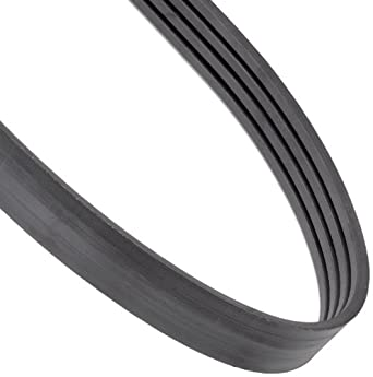 """Continental ContiTech HY-T Torque V-Belt, 4/A48, Banded, 4 Rib, 2"""" Width, 0.31"""" Height, 48"""" Approx. Inside Length"""