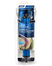 CAMCO Antifreeze Hand Pump Kit- Pumps Antifreeze Directly Into The RV Waterlines and Supply Tanks, Makes Winterizing Simple and Easier (36003), Blue