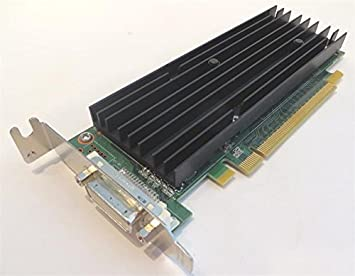 HP 456137-001 PCIe x16 NVIDIA Quadro NVS 290 256MB dual-head, dual 400MHz RAMDACs graphics card - With low profile bracket