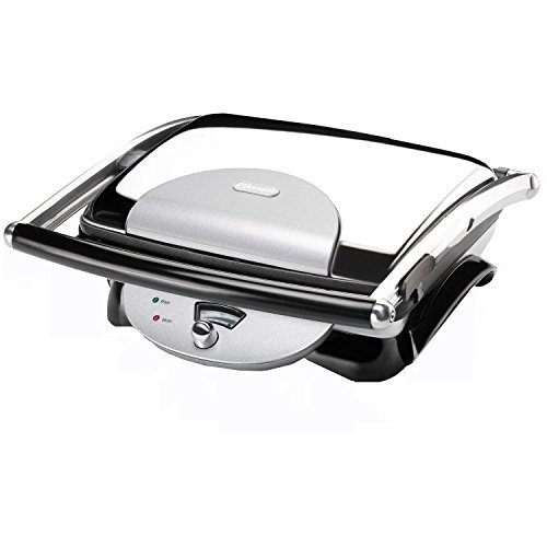 Delonghi Panini Press & Indoor Grill with Large NON-STICK Co