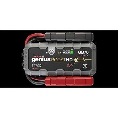 Booster De Batterie Noco Genuis Gb70 Lithium - 010109