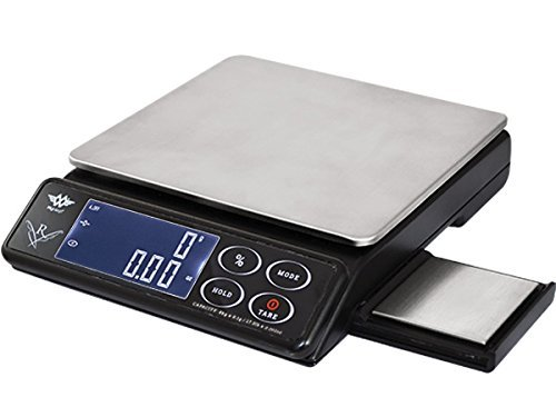 THE MAESTRO SCALE - 8000g x 1 g with AC Adapter by My Weigh