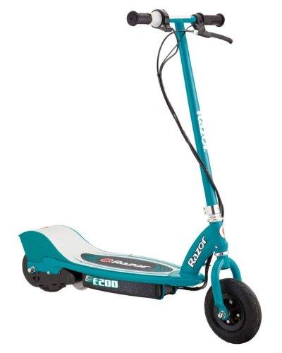 e200 razor electric scooter - 1