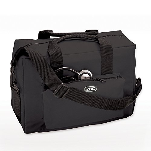 ADC 1024 Nurse/Physician Nylon Medical Equipment Instrument Bag (Adc Nylon Medical Bag)