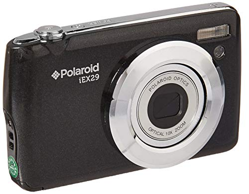 Polaroid Digital Still Camera 16.1PM 2.4 (IS327-BLK-DBL)