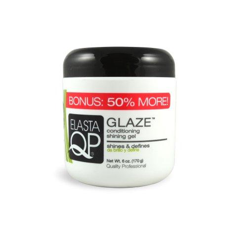 QP Hair Glaze Conditioning Shining Gel Bonus, 6 Ounce (Pack of (Conditioning Glaze)