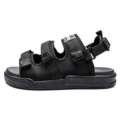 Ribbon 0 Da Pantofole Wagsiyi Sports Men's Scarpe Nero pantofole 24 Scarpe Outdoor Sandali Scarpe da E Casual Traspiranti Antiscivolo 27 spiaggia Sandali CM Uomo Sandali Infradito 5 O00Xr1