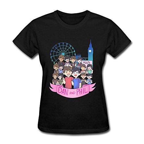 yuxiang-womens-dan-and-phil-the-amazing-book-is-not-on-fire-t-shirt-size-s