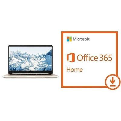 ASUS VivoBook S Full HD Laptop, Intel Core i7-8550U from Asus