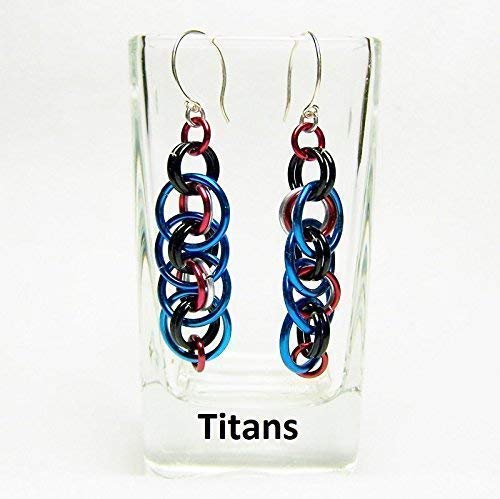 Titans Earrings -