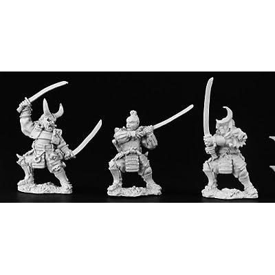 Samurai Dark Heaven Legends Miniatures: Toys & Games