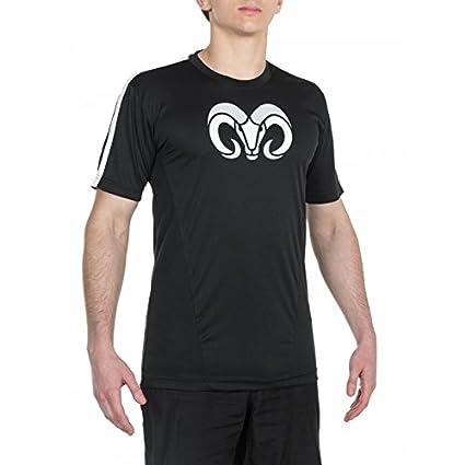 Playera oficial deportiva Borregos Tec color negro talla S para Hombre 1b04a6cc4ab34