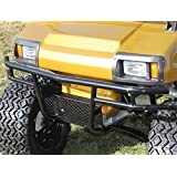 Club Car DS Black Powder Coated Front Brush Guard by Parts Direct