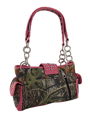 Verde Al Collection Unica Talla De Bolso Para Mujer Nailon Hombro Vera pvHEq