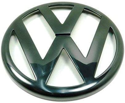 Volkswagen Original VW Front Grill Badge Emblem Black 1J0853601A 041