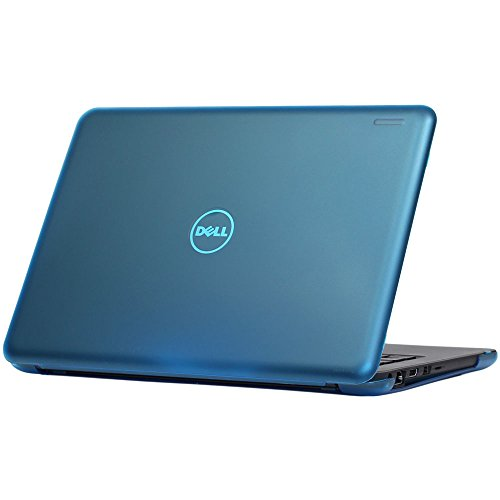 iPearl mCover Hard Shell Case for 13.3 Dell Chromebook 13 3380 Series Laptop Computers Released After Feb. 2017 (Aqua)
