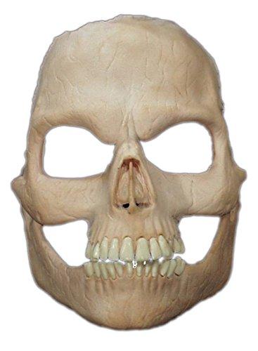 Prosthetic Skull Full Face ()