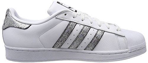 000 Femme de Superstar Ftwbla Blanc W Negbas Supcol adidas Fitness Chaussures w6OAvxcqqH