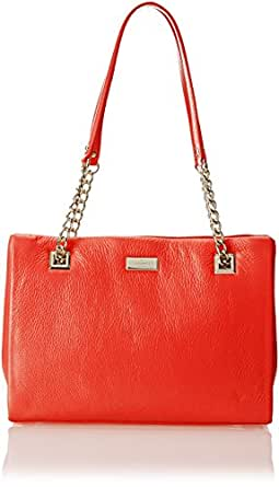 kate spade new york Sedgewick Lane Small Phoebe Shoulder Bag, Geranium, One Size