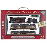 20 Piece Battery Operated Train Set