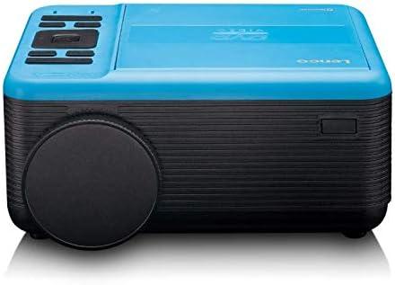 Lenco LPJ-500 - Mini proyector con Bluetooth (Reproductor de DVD ...