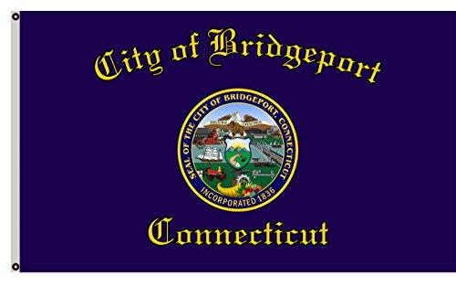 - Fyon Colorado Banner,City of Bridgeport Flag 3x5ft