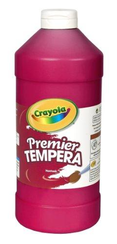 Crayola 54 1232 038 Premier Tempera 32 oz