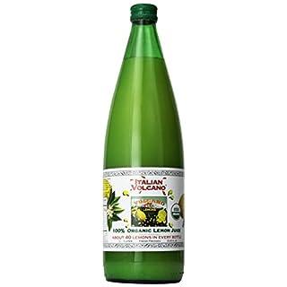 Volcano Juice Lemon Org, 1 Liter (Pack of 6)