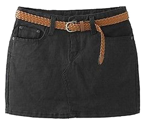 Women's Sexy Candy Denim Skirts Slim Casual Mini Pencil Jeans Skirt Clubwear