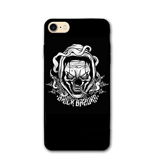 The Chemodan Clan Evil Clown IPhone 7/8 Case 4.7 Inch Phone Cover Anti-scratch | Anti-slip ()