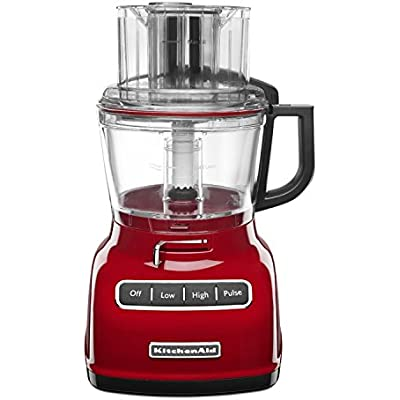 Click for KitchenAid 9-Cup Food Processor with ExactSlice System KFP0933ER , Empire Red