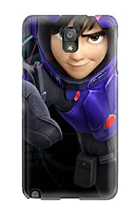 New Arrival Case Cover With DTvHnRB3427gtGNf Design For Galaxy Note 3- Big Hero 6