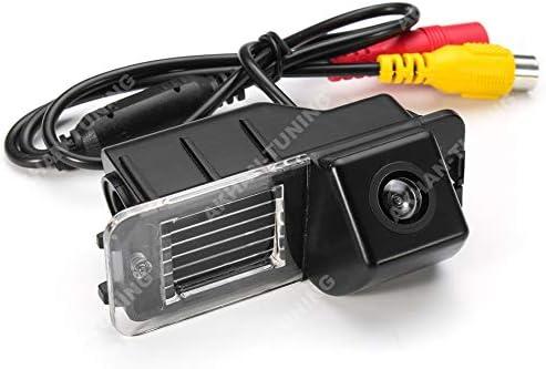 Akhan CAM06 - カラー リアビューカメラ駐車補助 VW SCIROCCO