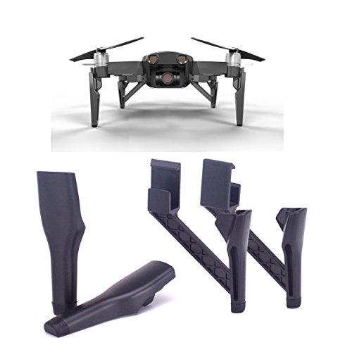 DJI Mavic Air Landing Gear Leg Extenders Feet Height Extension DJI Essential Accessory Extending Kit, 1 Set,