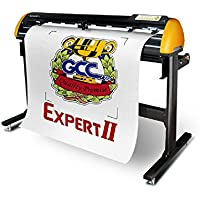 GCC Professional Expert II Vinyl Cutter 24 Inch Wide with Stand