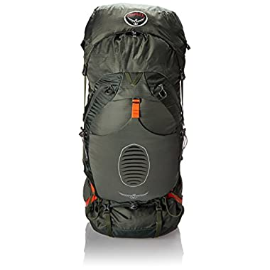 Osprey Men's Atmos 65 AG Backpacks, Graphite Grey, Small