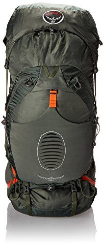 Osprey Men's Atmos AG 65 Backpack (2017 Model), Graphite Grey, Large