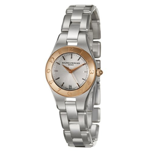 Baume and Mercier Linea Women's Quartz Watch MOA10014