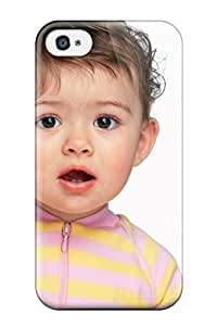 8004899K78966424 Fashion Protective Cute Little Babies Hq (3) Case Cover For Iphone 4/4s
