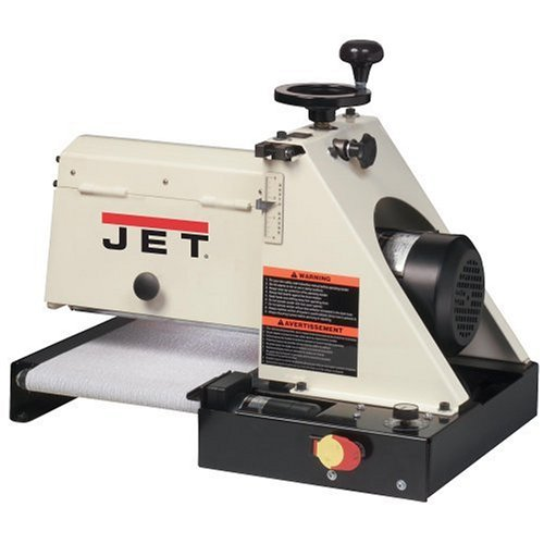 JET 628900 Mini 10-Inch 1-Horsepower Benchtop Drum Sander, 115-Volt 1-Phase by Jet
