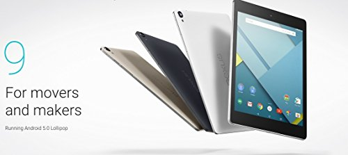 HTC Google Nexus 9 32GB 8.9