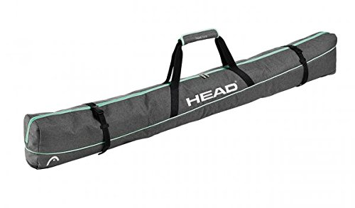 Head Women's Single Ski Travel Bag 170cm Mint Green