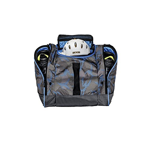 Sportube Freerider Padded Gear and Boot Bag Camo by Sportube