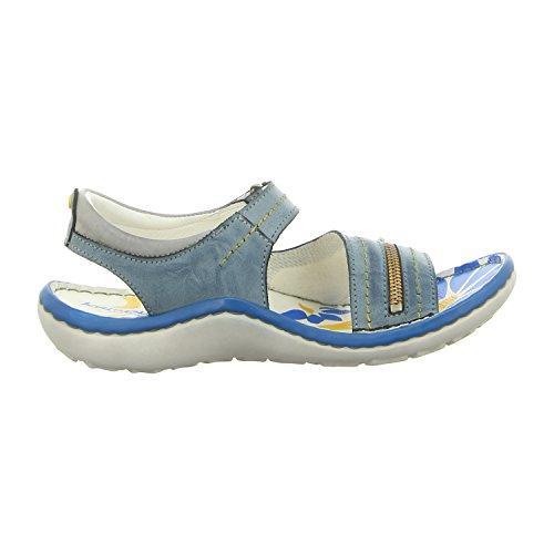 Sandali Blu blau Krisbut Delle kombi Blu 01 02 Donne 2118 pIqdqP